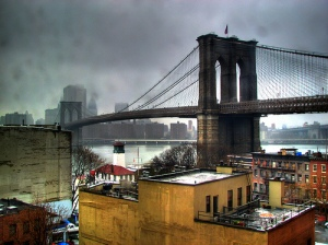Fulton Ferry Landing today